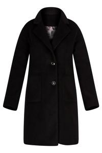 Płaszcz damski 4855 czarny