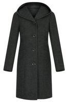 Płaszcze zimowe damskie wełniane, eleganckie i modne