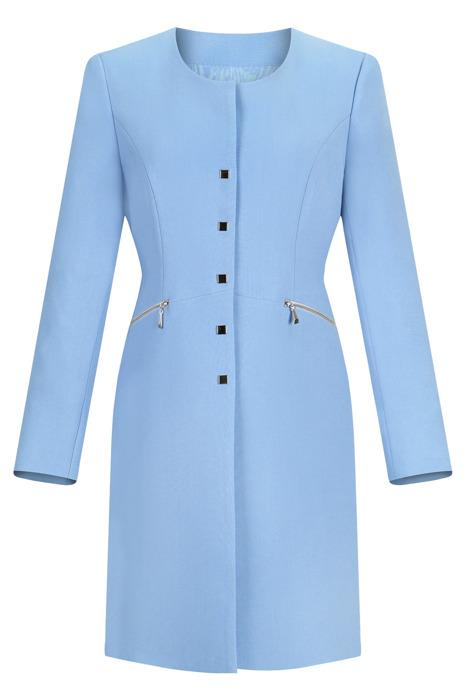 Płaszcz Dagon 1998 jasny niebieski