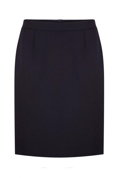 Spódnica klasyczna Natalia czarna